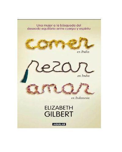 Comer, rezar, amar + 17 novelas romance.llevadas al cine