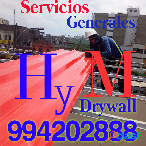 Drywall y construccion