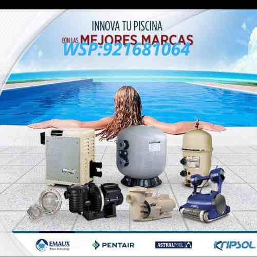 Piscinas /accesorios /equipamiento piscinas /luces leds