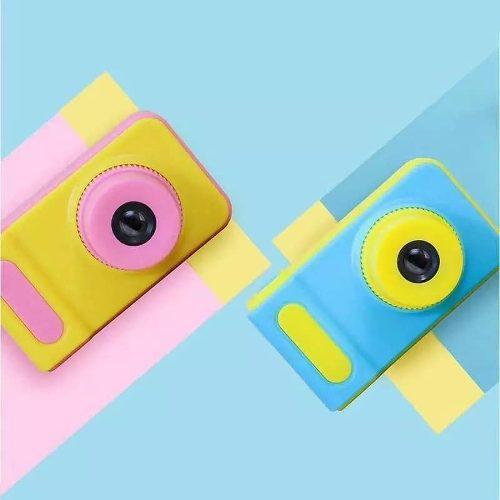 Camara fotografica digital real para niños con juegos