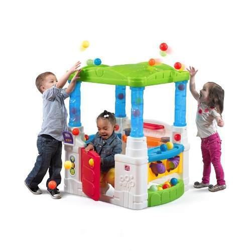 Casa, casita niños, juegos infantiles - hechos en eeuu