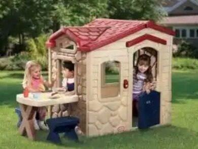 Casita de picnic niños y niñas
