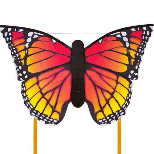 Cometa mariposa monarca grande h q kites u s a