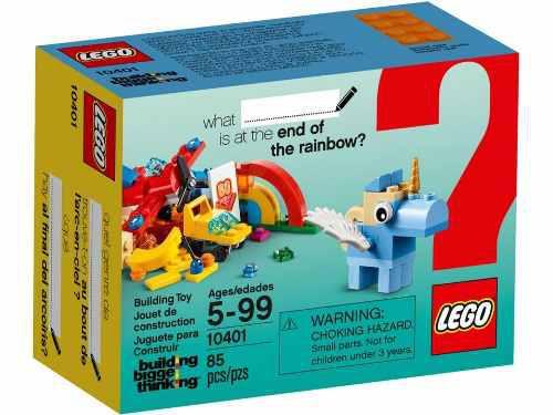 Lego - edición 60 años - rainbow fun (nuevo)