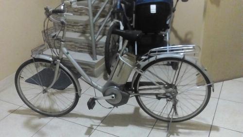 Bicicleta electrica yamaha cargador yamaha made in japan ok