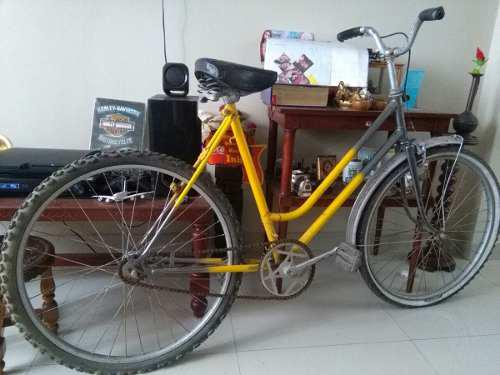 Bicicleta hercules contrapedal weinmann