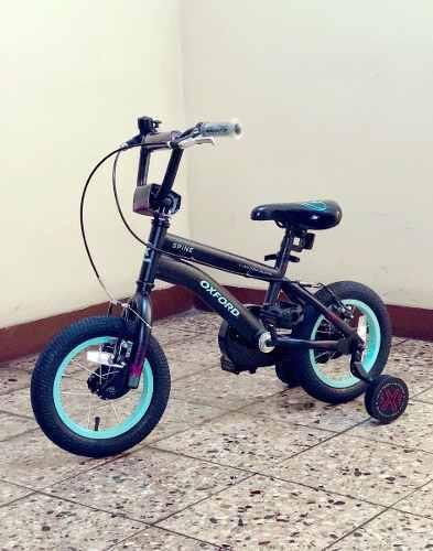 Bicicleta niño unisex oxford