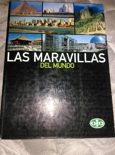 Maravillas Del Mundo, Ojo, Enciclopedia