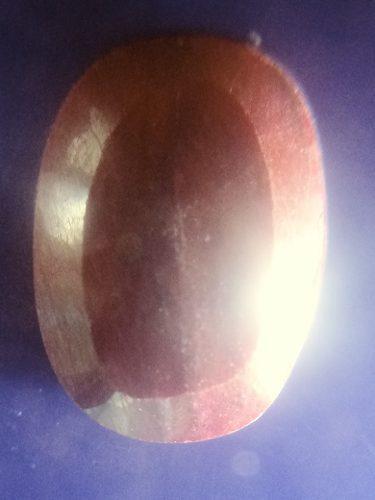 Piedra rubi natural corte cabochon ct 10.00 n ° rb007