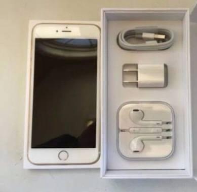 Iphone 6 16gb dorado gold libre accesorios