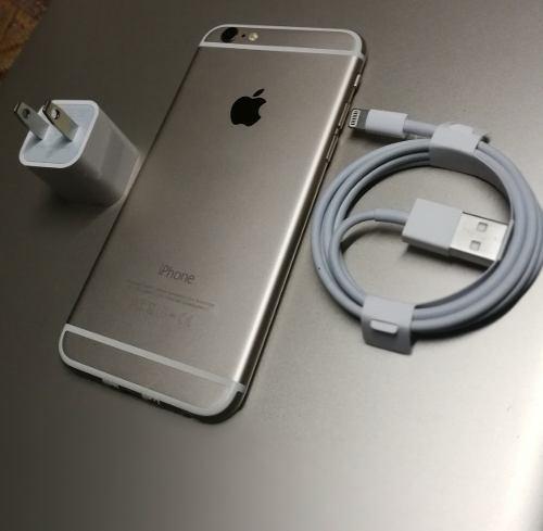 Iphone 6 16gb dorado gold libre semi nuevo accesorios tiend