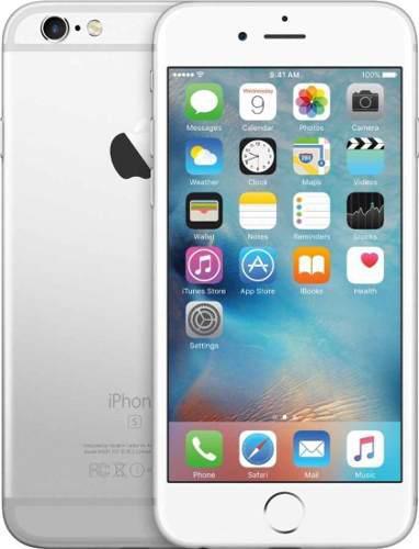 Iphone 6s silver 64gb semi nuevo, con garantia, lince
