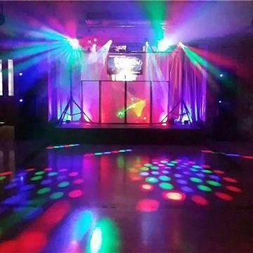 Alquiler de sonido y luces para cumpleaños eventos fiestas