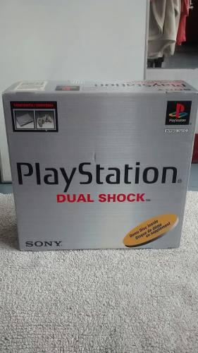 Playstation 1 fat ps1 nuevo sellado mas playstation 3 ps3