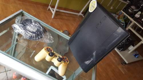 Playstation 3 / ps3 / 500gb + mando / t2 - 63366