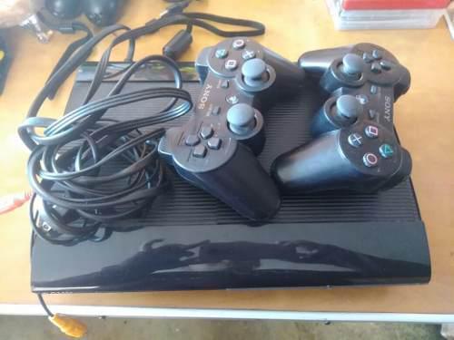 Ps3 + kit (juegos y mandos) precio a acordar
