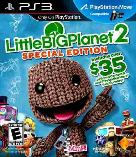 Ps3 - little big planet 2 special edition