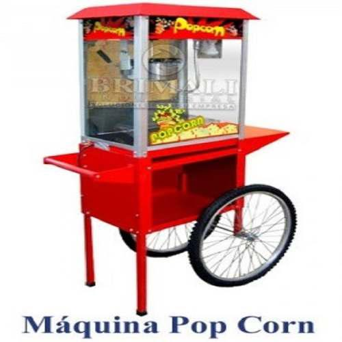 Carrito pop corn maquina hacer cancha venta nuevo