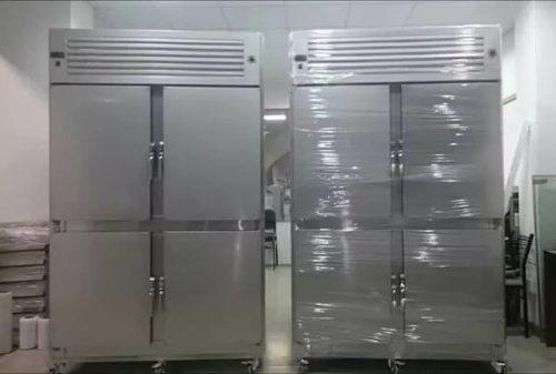 Fabricación de cámaras frigoríficas en acero inoxidable