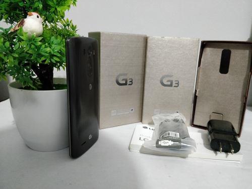 LG G3 3GB 32GB D850 LIBRE MERCADO PAGO segunda mano  Peru (Todas las ciudades)
