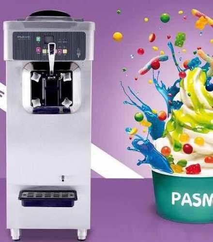 Maquina helados soft oferta promoción