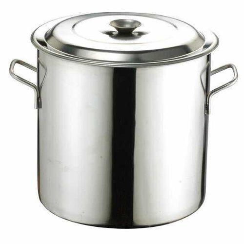 Olla de acero inoxidable 20cm cocina restaurante caldo sopa
