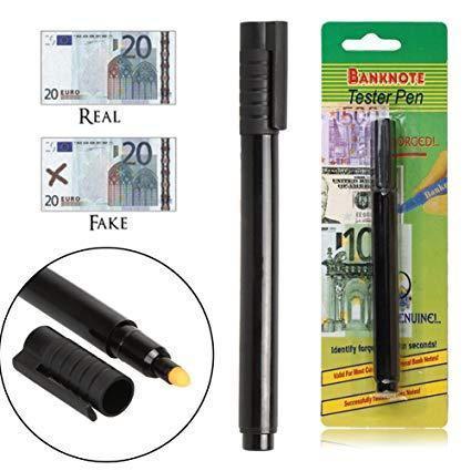 Plumon detector de billetes falsos precio oferta delivery