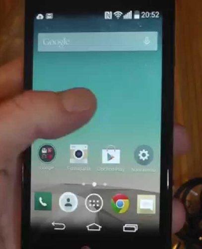 Smartphone lg f60