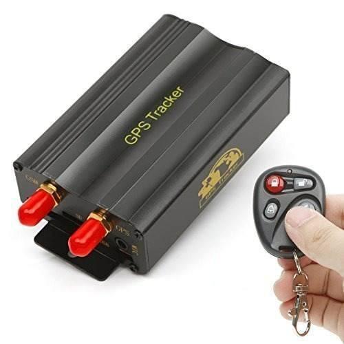 Anysun vehicles gps tracker banda cuadruple car tracker ranu