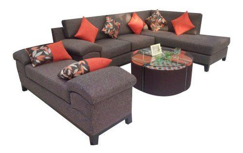 Mueble de sala seccional, juego de sala - sofas
