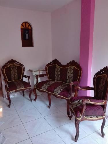 Muebles luis xv sala de recibo