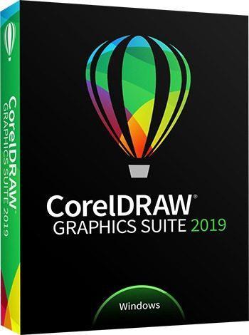 Coreldraw graphics suite v21 - 2019 - windows 64 bits
