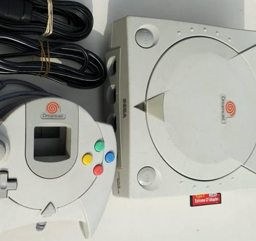 Dreamcast dual bios y compact flash
