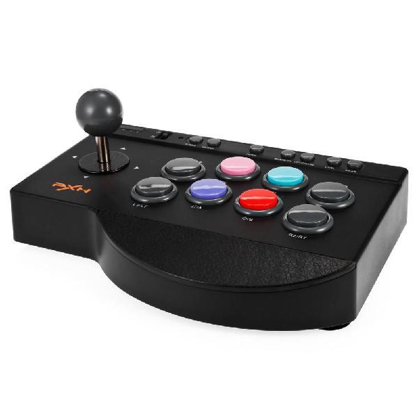 Joystick palanca arcade pxn0082 para pc ps3 ps4 xbox one,
