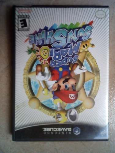 Nintendo game cube mario, como nuevos.. omerflo