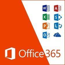 Office 365 licencia permanente para 5 pc's - mac's o tablets