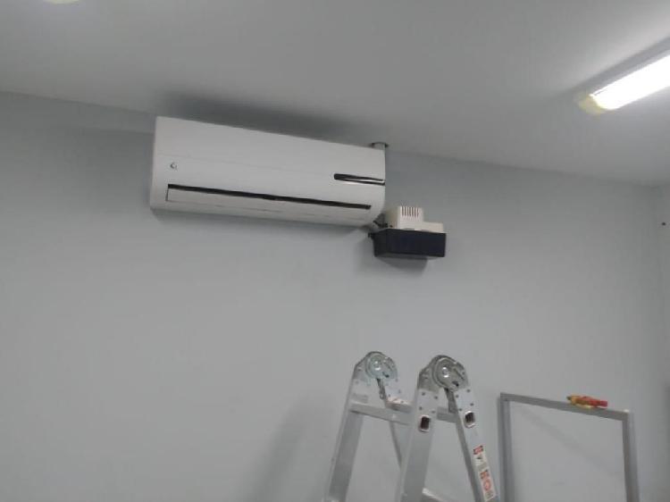 Servicios de aire acondicionado, ventilación y