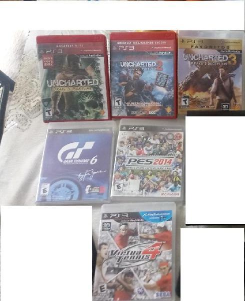 Videos juegos ps