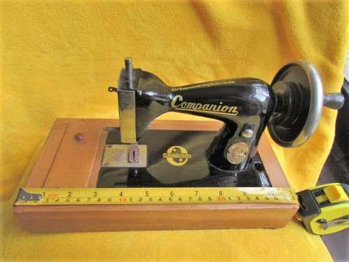 Tesoros maquina de coser juguete companion sewing mfg