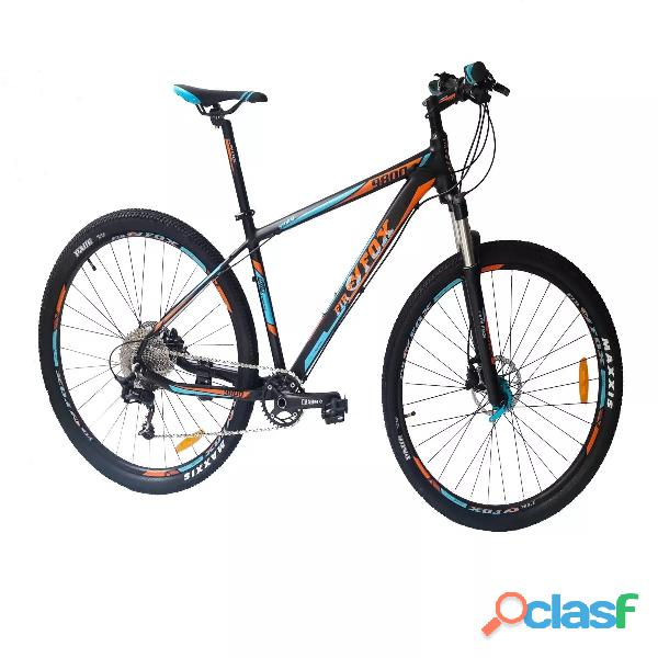 Bicicleta aro 29 cross country de aluminio