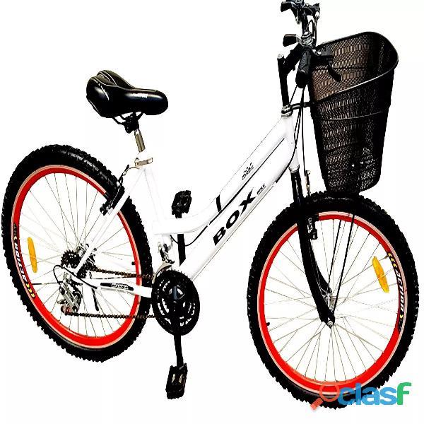 Bicicleta de dama montañera aro 26 venus