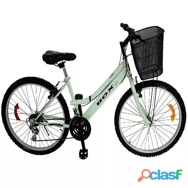 Bicicleta deportiva para dama mtb aro 26