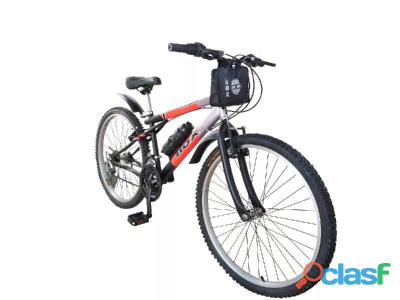 Bicicleta montañera aro 26 todo terreno