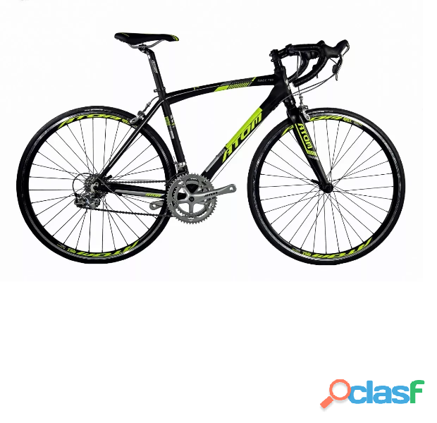 Bicicleta ruta atom race 700