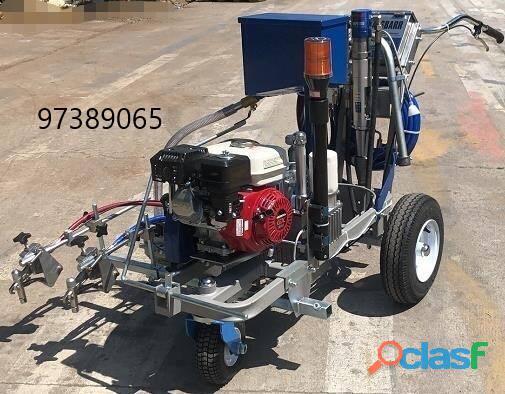 Pintarrayas, trazador de líneas para carreteras, estadios, fábricas en venta 973849065