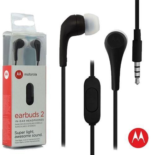 Auriculares manos libres earbuds 2 motorola