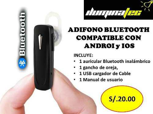 Hands free bluetooth manos libres