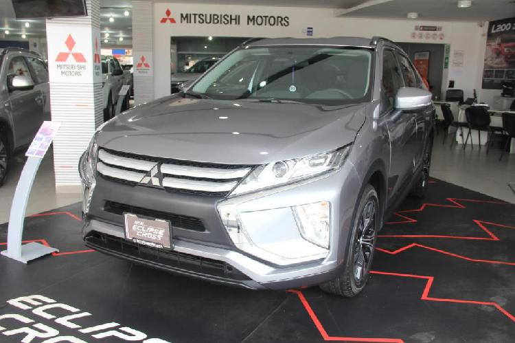 Mitsubishi eclipse cross 2018 interamericana norte