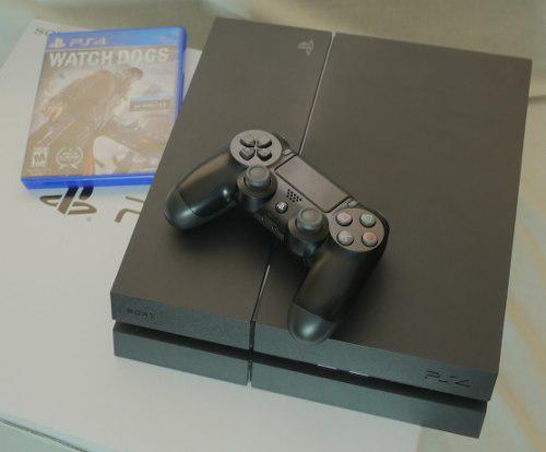 Playstation 4 con juegos en caja ¡en oferta!