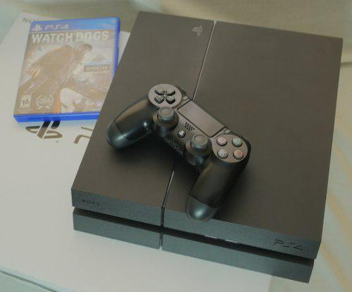 Playstation 4 con juegos en caja ¡oferta!